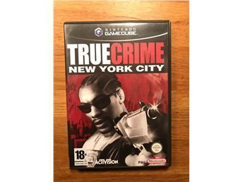 Nintendo gamecube true crime new york city - Malmö - Nintendo gamecube spel. True crime new york city Bra skick - Malmö