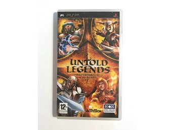 Untold Legends: Brotherhood of the Blade – spel till Playstation Portable, PSP