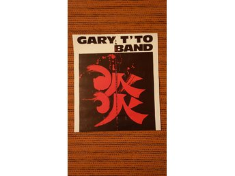Poster / Gary T'To Band