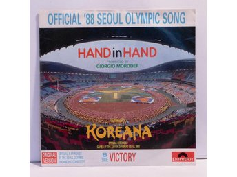 "OS 1988 SEOUL - OLYMPIC SONG ""HAND IN HAND - VICTORY"""