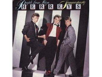 "Herreys* - People From Ibiza / Sommarparty (7"", Single)"
