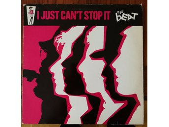 LP. THE BEAT - I JUST CAN`T STOP IT. UK.
