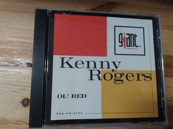 Kenny Rogers Ol' Red, Promo