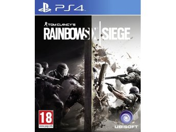 Rainbow Six Siege - Playstation 4