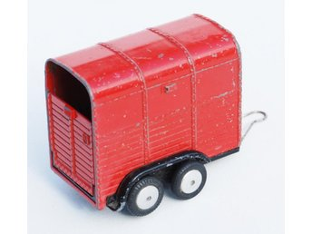 Corgi Toys Rice Pony trailer