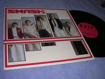 SMASH (LP) 1983 EX/EX