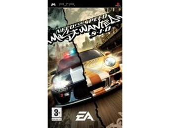 Need for Speed Most Wanted 5-1-0 - Sony PSP