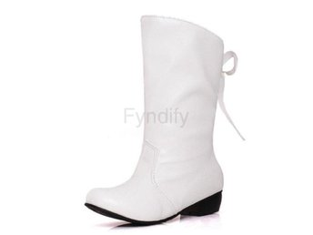 Dam Boots warm short boot P8665 EUR size 31-47 White 42