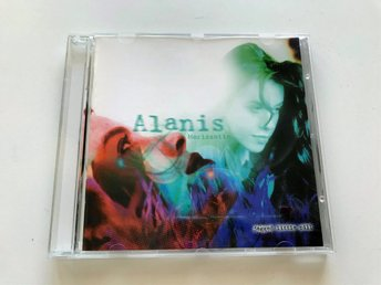 ALANIS MORISSETTE Jagged Little Pill CD med 14 låtar