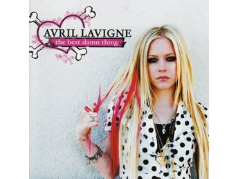 Avril Lavigne - The Best Damn Thing - CD - 2007 - Nyskick