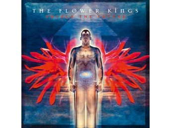 Flower Kings: Unfold the future (Re-issue) (3 Vinyl LP + 2 CD)