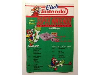 Club Nintendo nr 2 - april 1992