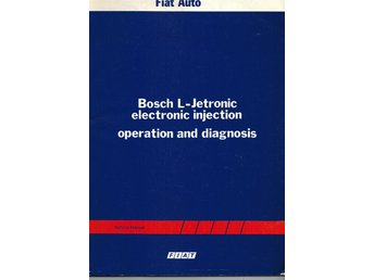 Fiat : Bosch L-Jetronic Electronic Injection