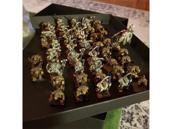 Plague Monks Skaven Clan Pestilens Nurgle warhammer