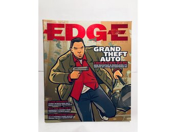 EDGE 194 November 2003 Gta Chinaton Wars