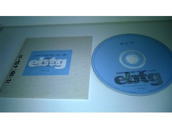 ebtg - Everything but the girl - single CD, promo