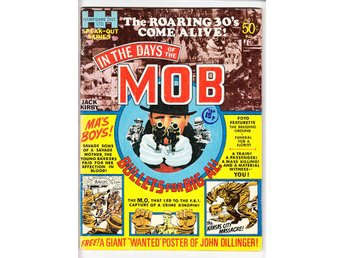 In the Days of the Mob nr 1 1975 / VG/FN / John Dillinger
