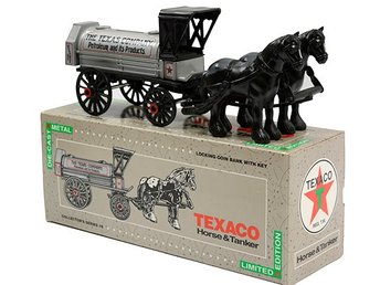 Texaco Horse and Tanker