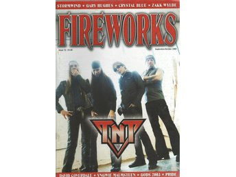 Fireworks Issue 13