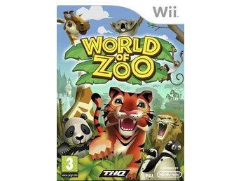 World of Zoo Nintendo Wii