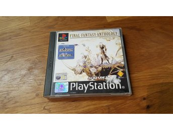 FINAL FANTASY ANTHOLOGY PS1