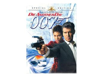 007 DIE ANOTHER DAY - SPECIAL DVD EDITION - Göteborg - 007 DIE ANOTHER DAY - SPECIAL DVD EDITION - Göteborg