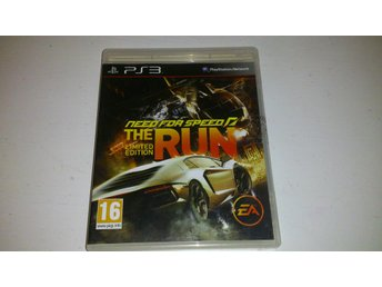 - Need for Speed The Run PS3 -