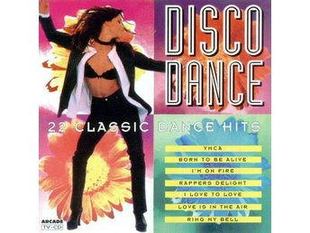 Disco Dance CD 1994 Village poeple, Amii Stewart, Stretch