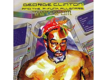 George Clinton And The P-Funk Allstars - T.A.P.O.A.F.O.M. (1996) CD, 550 Music - Ekerö - George Clinton And The P-Funk Allstars - T.A.P.O.A.F.O.M. (1996) CD, 550 Music - Ekerö