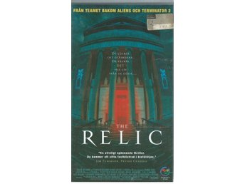 THE RELIC  ( SVENSK VHS FILM !)