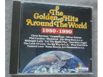 THE GOLDEN HITS AROUND THE WORLD. SAMLINGS CD.