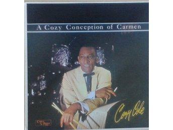 Cozy Cole titel* A Cozy Conception Of Carmen* US LP - Hägersten - Cozy Cole titel* A Cozy Conception Of Carmen* US LP - Hägersten