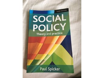 Social policy theory and practice