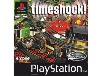 Timeshock - Playstation PS1