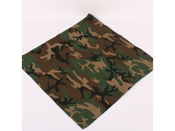 Tactical Premium Bandana Woodland