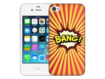 iPhone 4/4s Skal Bang
