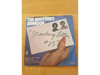 The Brothers Johnson Strawberry Letter #23 Vinyl Singel