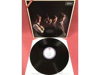 THE ROLLING STONES - S/T SAME MONO NEAR MINT