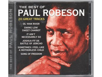 The Best of Paul Robeson. 20 Great Tracks