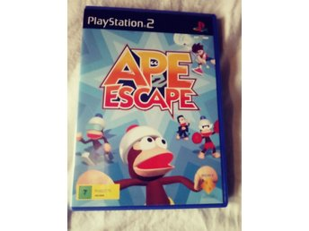 Ape escape ps 2