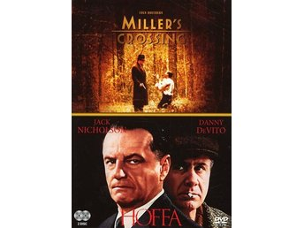 Millers crossing + Hoffa (2 DVD)