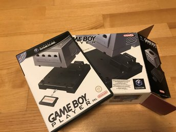 GameBoy Player - Nintendo GameCube - GameBoy