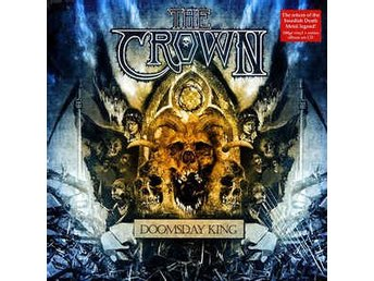 The Crown - Doomsday King - LP