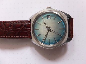Certina Volvo Blue Ribbon Automatic – ovanlig urtavla