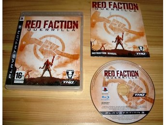 PS3: Red Faction Guerrilla