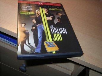 DVD THE ITALIAN JOB REPFRI MARK WAHLBERG CHARLIZE THERON - Nacka - DVD THE ITALIAN JOB REPFRI MARK WAHLBERG CHARLIZE THERON - Nacka