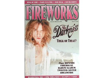 Fireworks Issue 14