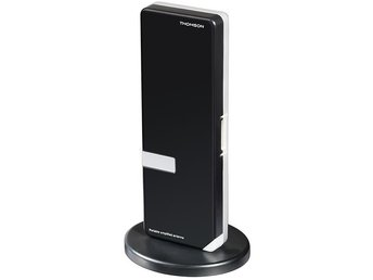 THOMSON inomhusantenn 36dB Svart Pianolack, USB, DVB-T - Höganäs - THOMSON inomhusantenn 36dB Svart Pianolack, USB, DVB-T - Höganäs