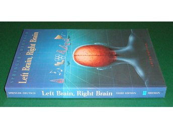 Left Brain, Right Brain.