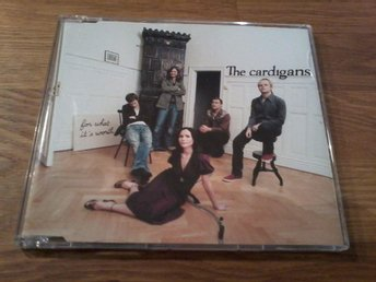 Cardigans - For what it´s worth